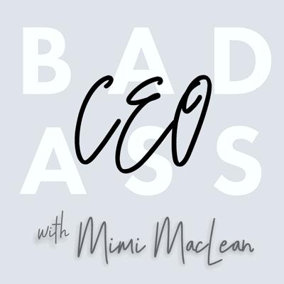 The Badass CEO Podcast Logo