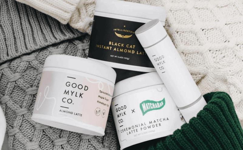 Goodmylk range of products