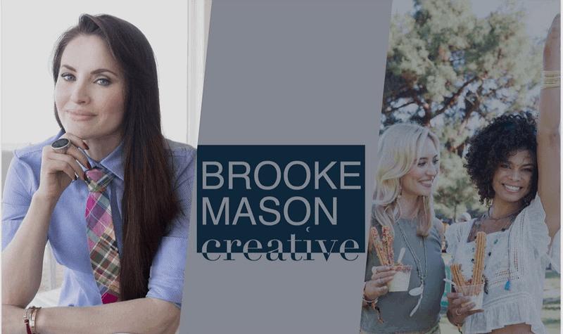 Brooke Mason, founder creative agency