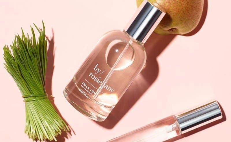 fragrance business - clean ingredients