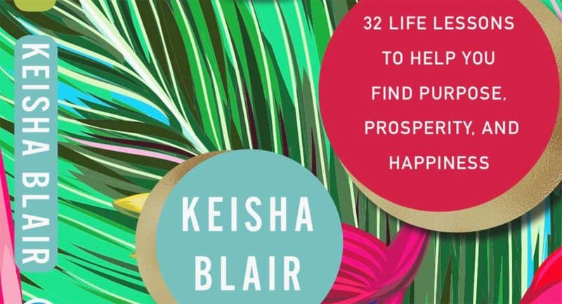 Keisha Blair's Book: - bottom half