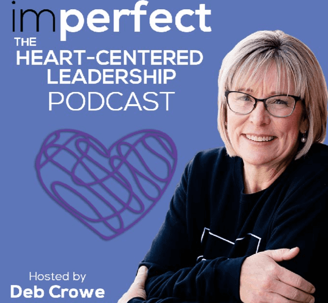 Deb Crowe host of Imperfect Podcast