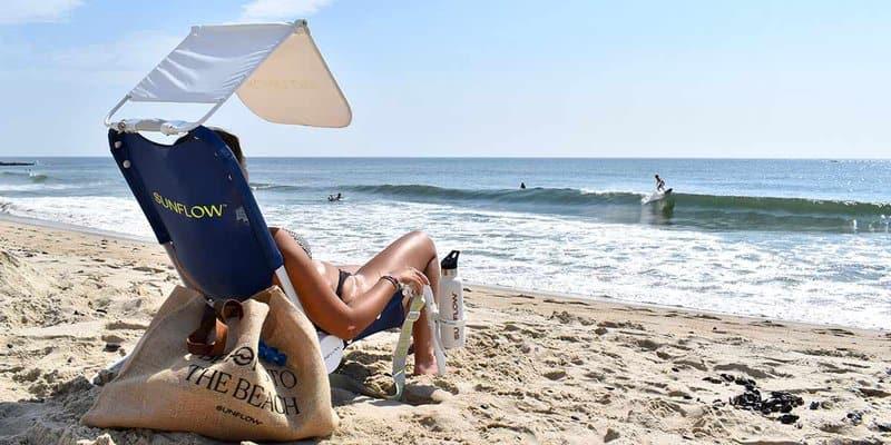 Sunflow Beach Chair