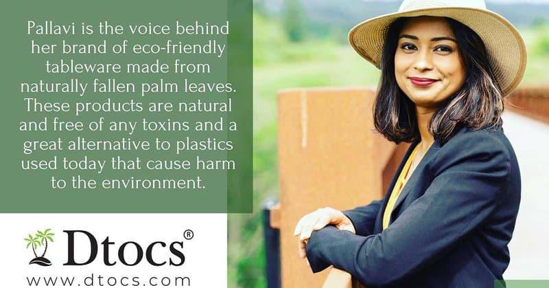 Pallavi Pande - sustainable entrepreneurship - founder of Dtocs