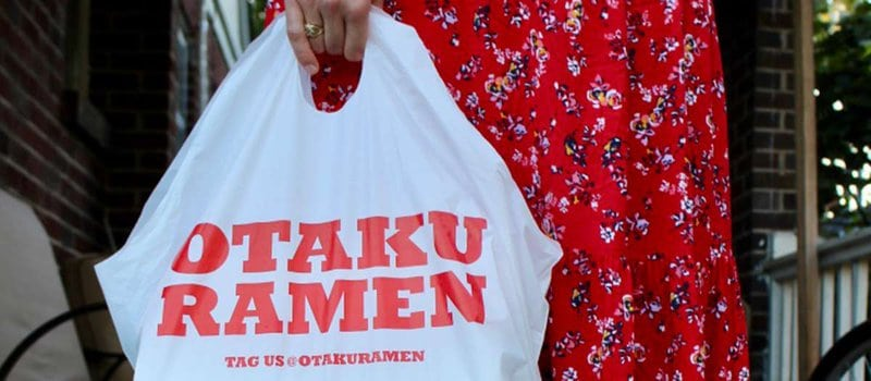 Brand Otaku Raman created by serial entrepreneur