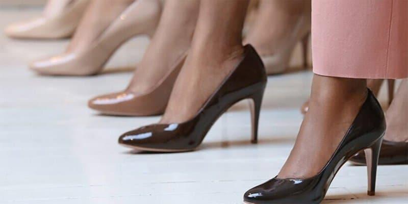 Rebecca Allen - shoes for all skin tones