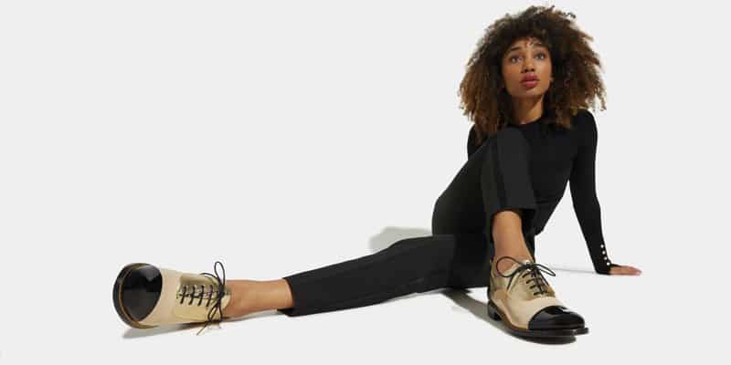 Style, class and comfort in female footwear