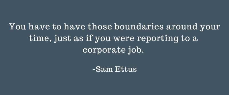 Sam Ettus Quote Card