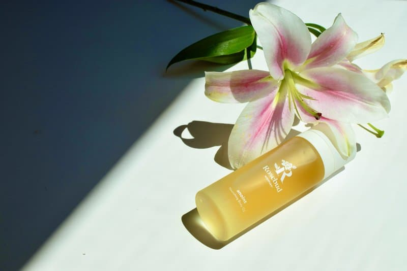 sexual wellness oil by rosebud