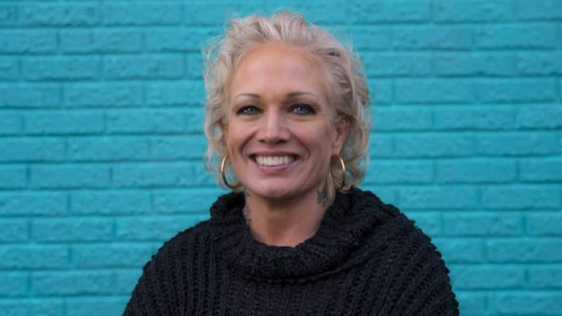 CrossFit Co-Founder Lauren Jenai