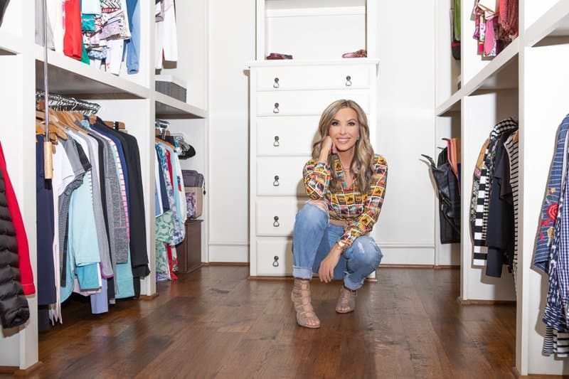 Laura Fedock personal stylist