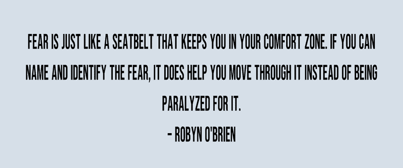 food industry leader Robyn O'Brien quote