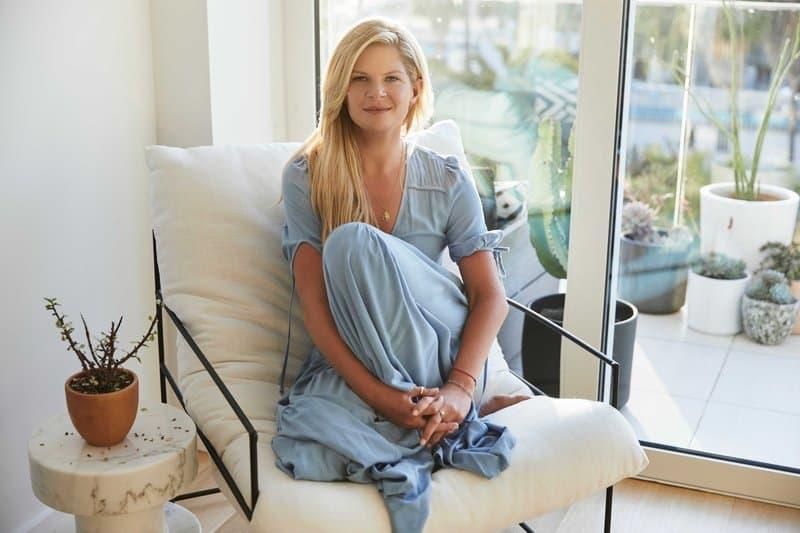 natural medicine entrepreneur Krista Berlincourt