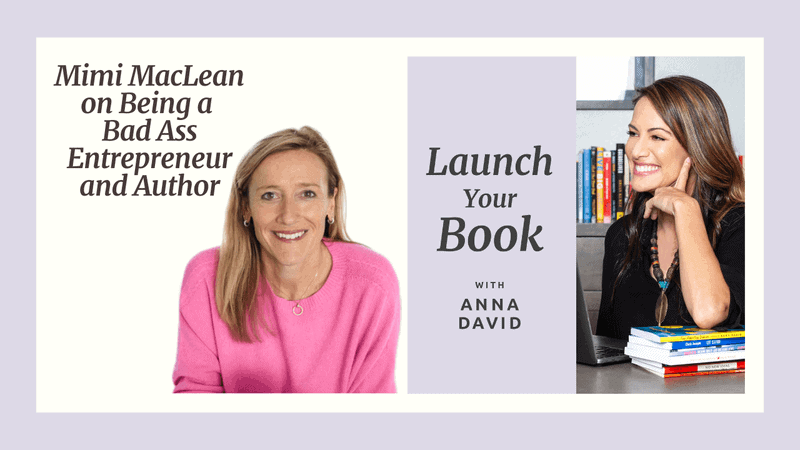 launch your book podcast cover